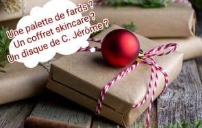 25 idées cadeaux beauté, pour vos Secret Santa ou pour les fêtes