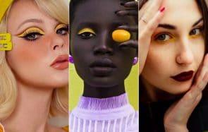En 2021, maquillez-vous en jaune Illuminating, la couleur Pantone de l'année