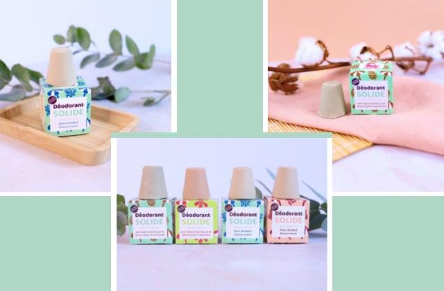 Lamazuna lance 4 nouveaux déodorants solides et pense aux peaux sensibles