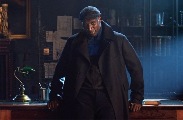 Lupin, la série avec Omar Sy sort aujourd'hui sur Netflix