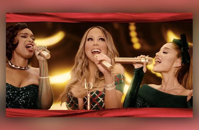 Le nouveau tube de Noël de Mariah Carey va-t-il détrôner «All I Want For Christmas Is You»?