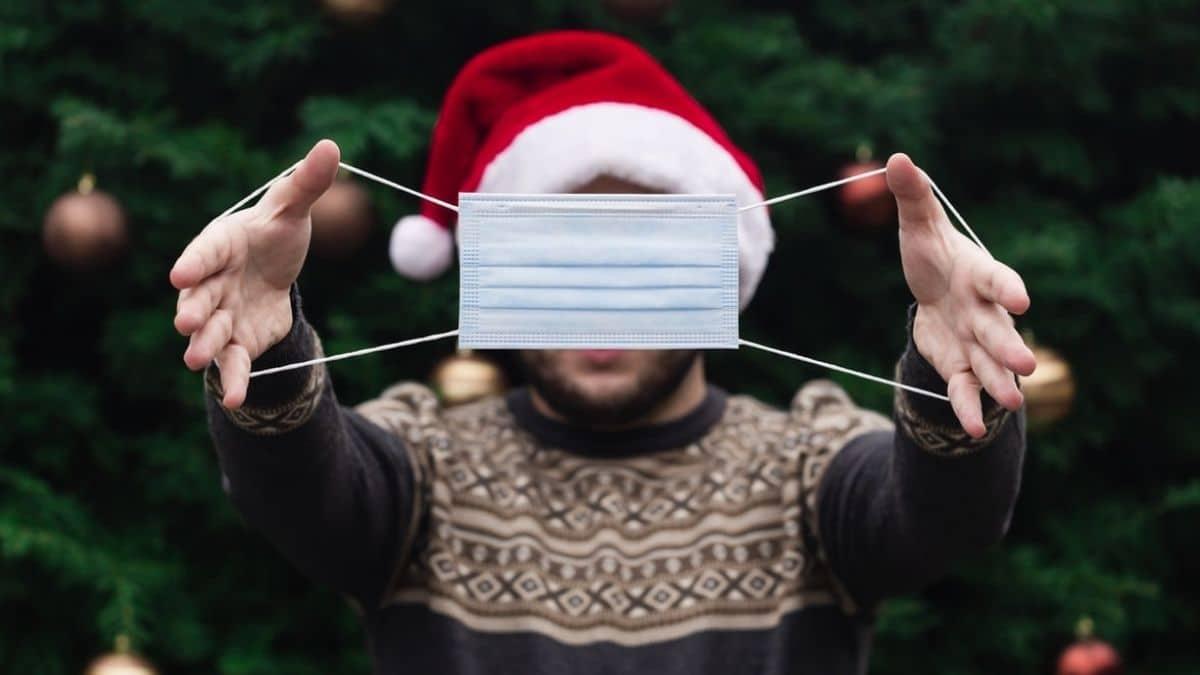 Comment s'organise le boulot du Père Noël en temps de Covid ?
