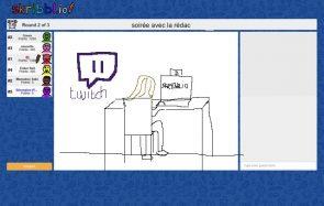 En live sur Twitch ce soir : la rédac dessine mal sur Skribbl.io !