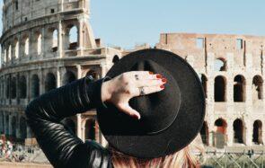 Je suis partie seule à Rome pour fêter le nouvel an !