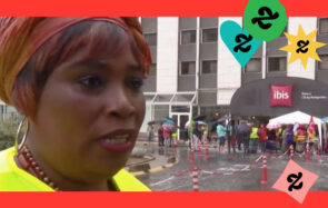Victoire ! Les grévistes de l'hôtel Ibis Batignolles ont gagné après 22 mois de grève