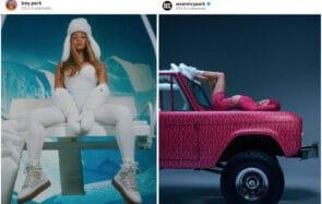 Beyoncé reste la seule meuf à nous donner envie de porter des moufles avec un bustier