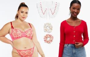 Les collections mode de Saint-Valentin qui vont vous (re)donner goût à cette fête