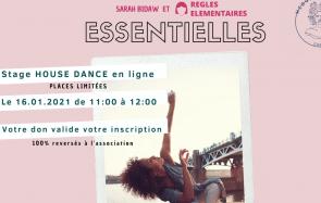 Danser tout en luttant contre la précarité menstruelle, quelle belle idée!
