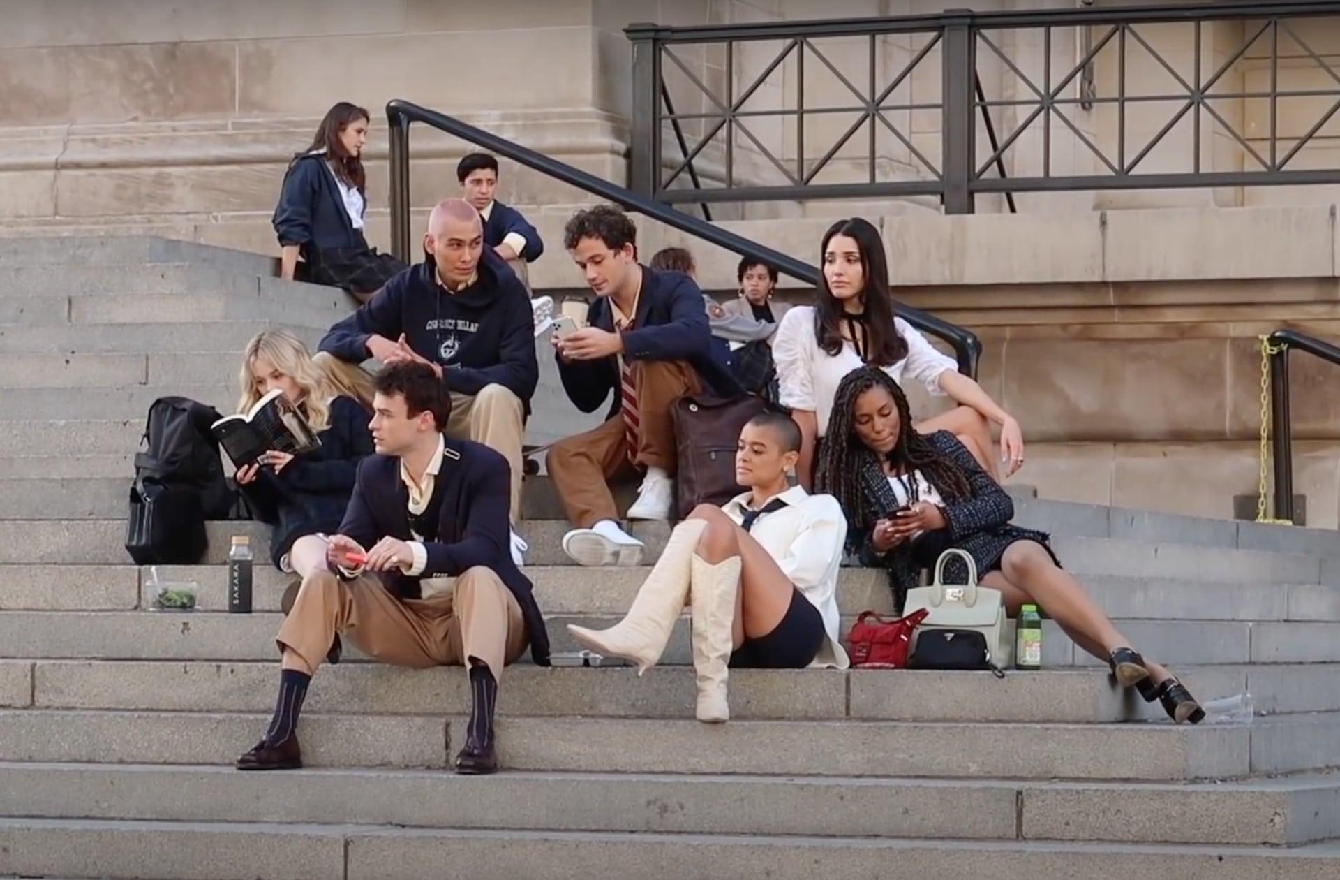 Les looks du nouveau «Gossip Girl» seront-ils aussi iconiques que ceux de l'original?