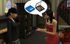 Les fans sont « deg deg» de la nouvelle palette MAC x Les Sims