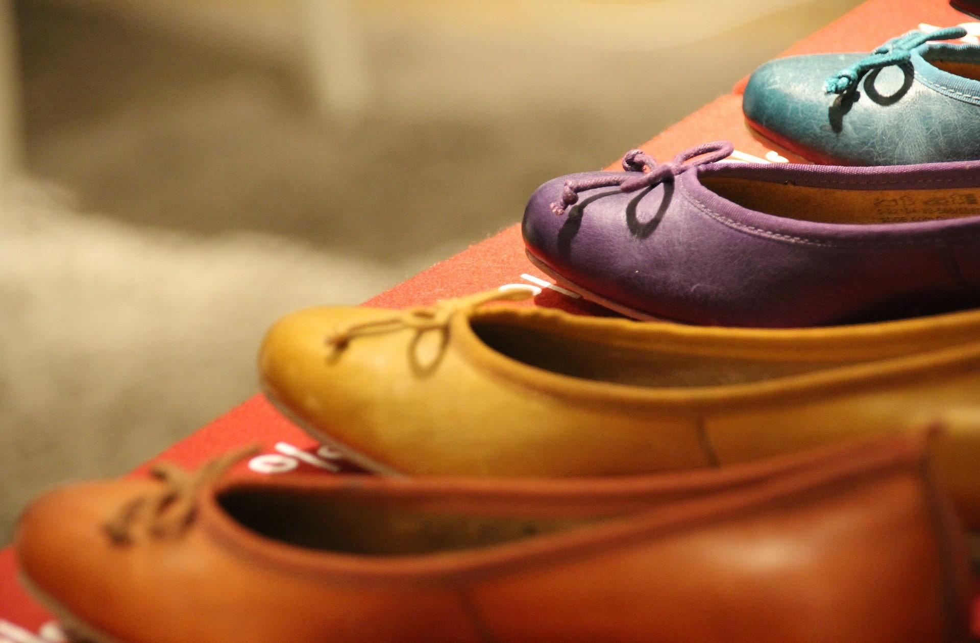 Pamphlet anti-ballerine, ce soulier crasseux que j'espérais ne jamais revoir