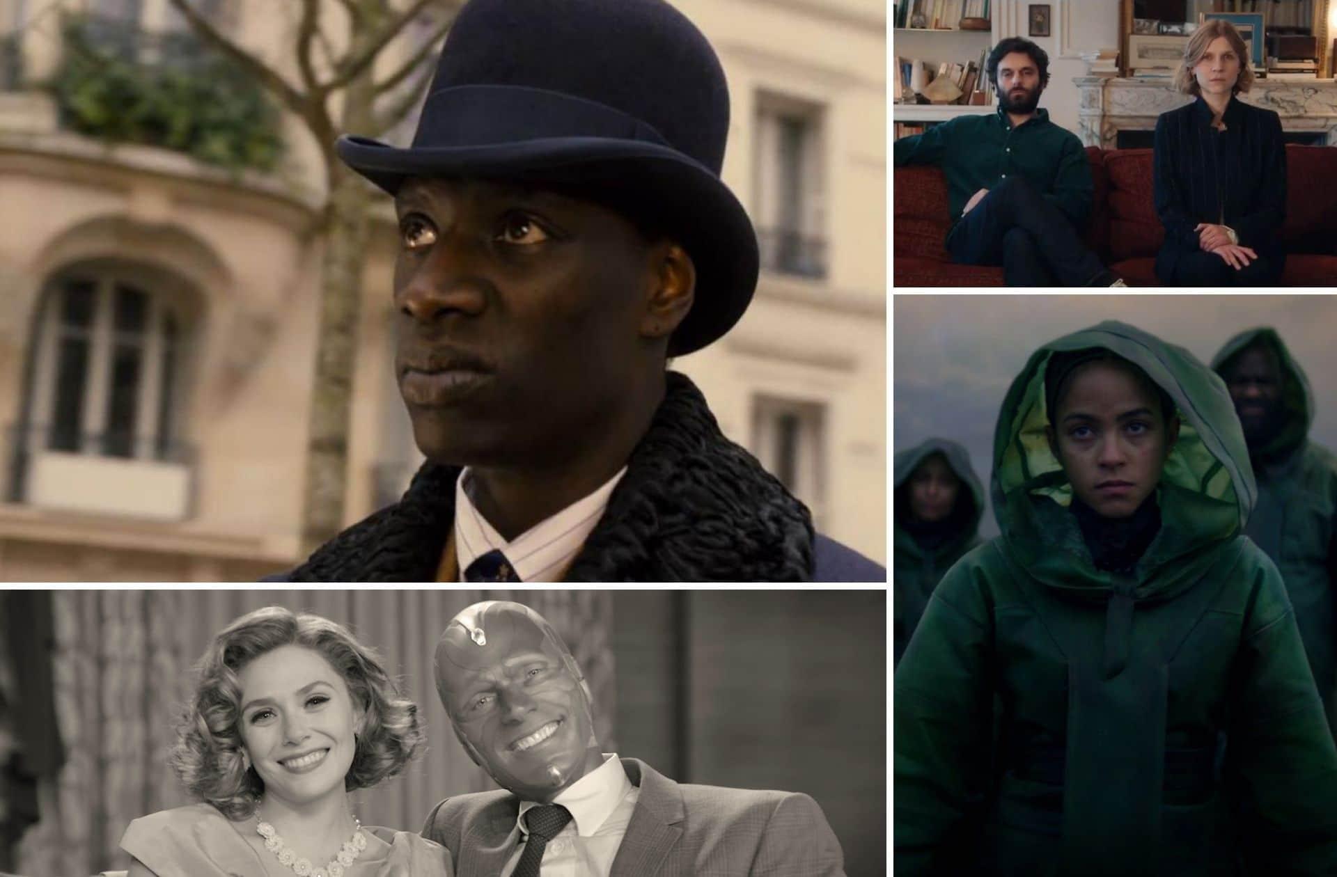 Tendres, audacieuses, et même françaises:voilà les 10 séries les plus alléchantes de 2021