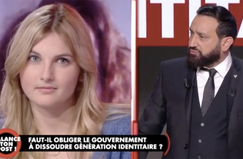 Thaïs D'Escufon, cheval de Troie rempli d'idées racistes : une aubaine pour C8