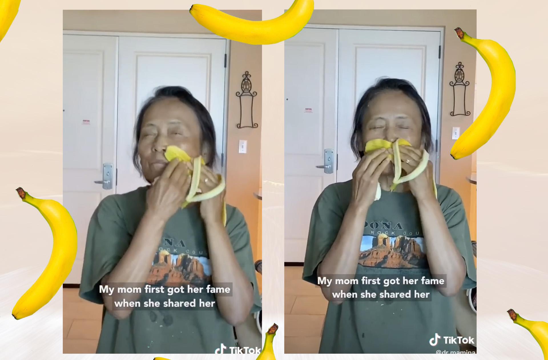 Une dame de 72 ans remet ce geste anti-âge au goût du jour grâce à TikTok