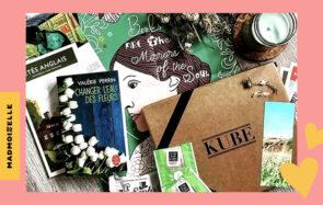 La box littéraire Kube est peut-être le cadeau de dernière minute qui va combler votre maman