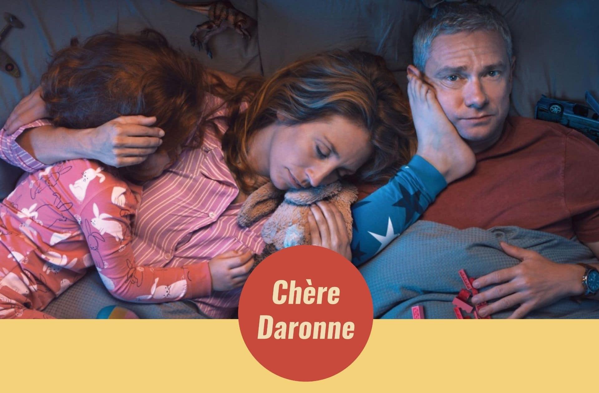 Chère Daronne, j'ai un bébé de 9 mois et le manque de sommeil me fait vriller, help !