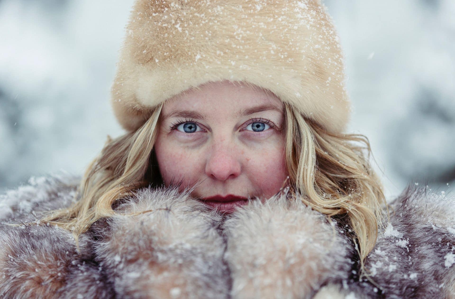 Comment prendre soin de sa peau quand il fait froid