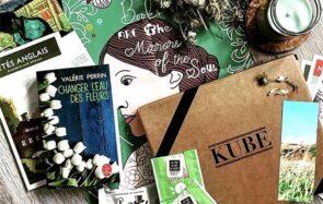 Kube, la box littéraire personnalisée qui va changer votre approche de la lecture