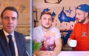 Réjouissez-vous, jeunes en galère : Macron va raconter des anecdotes tiédasses chez McFly et Carlito