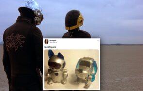 17 tweets marrants pour rire (plutôt que pleurer) de la séparation des Daft Punk