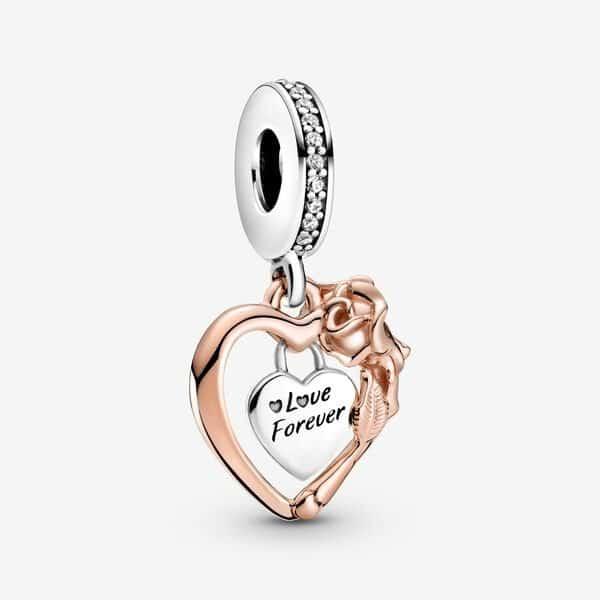 Pandora : la collection de Saint Valentin 2021 + bon plan