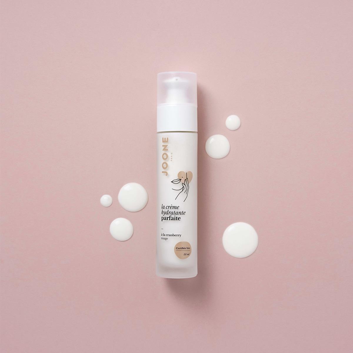 Crème hydratante Joone, bio, ultra nature et made in France