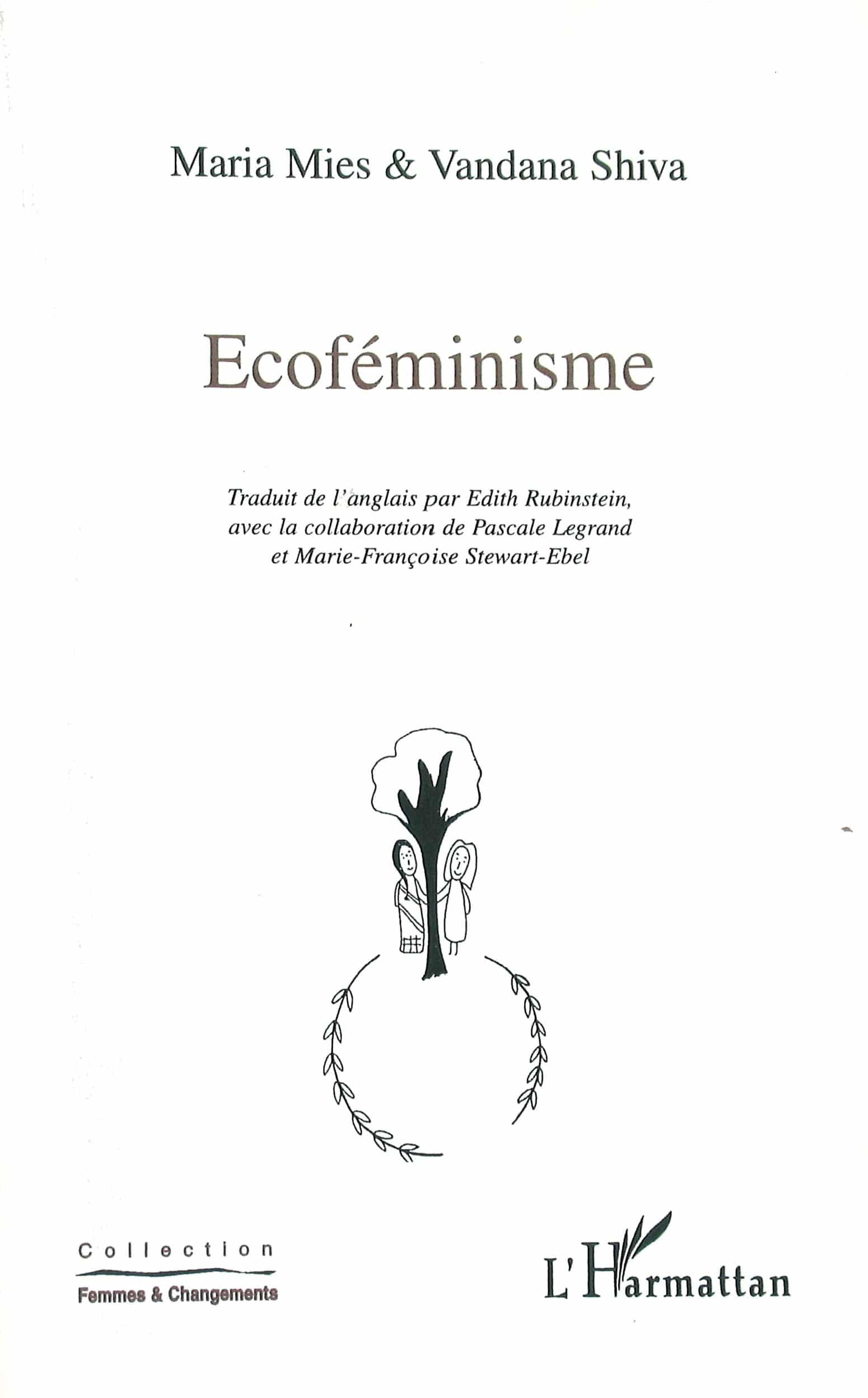 Maria Mies et Vandana Shiva, Ecoféminisme