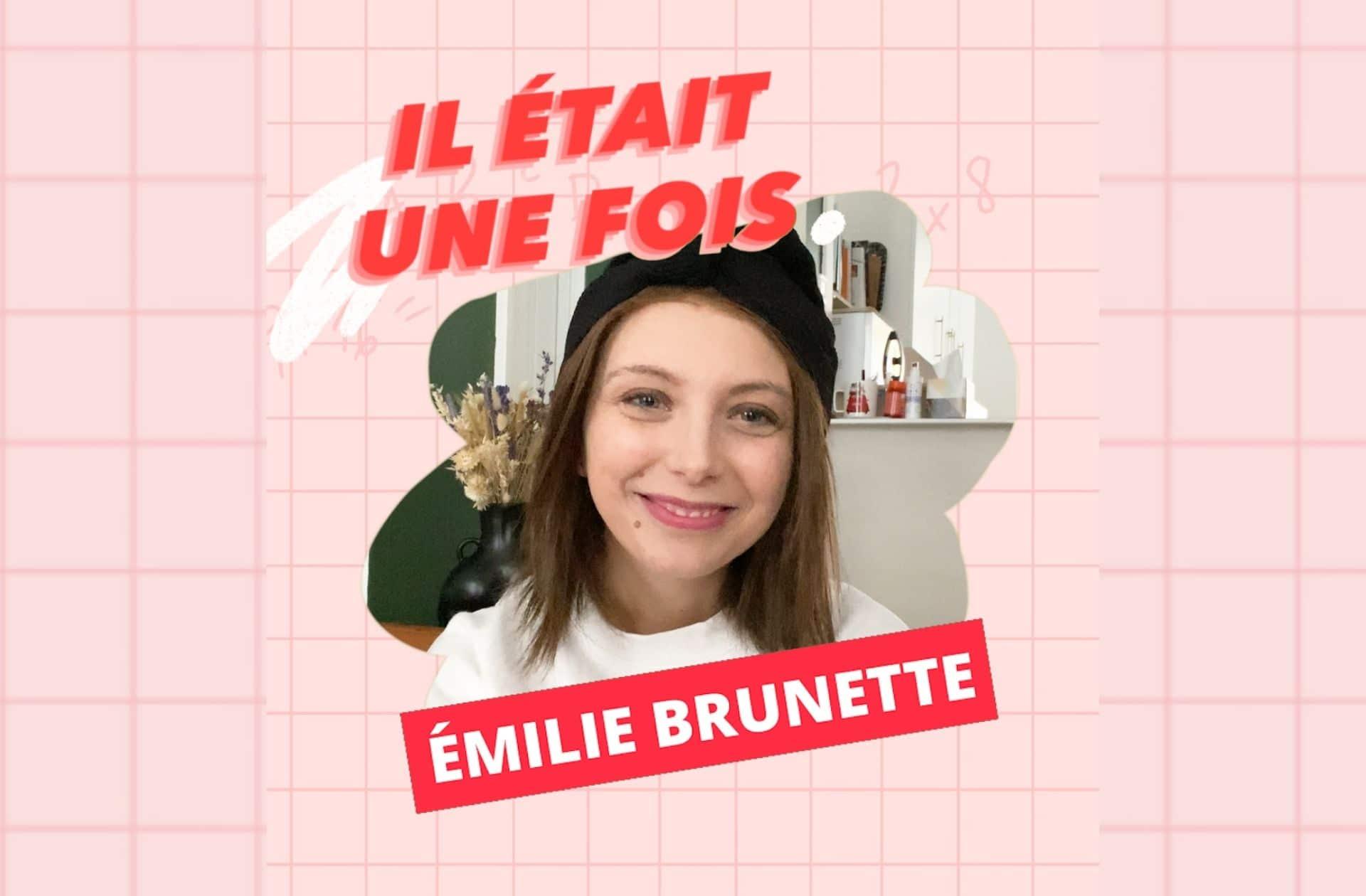 Il était une fois… la podcasteuse Émilie Daudin