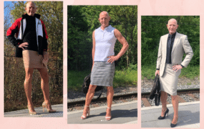 Mark Bryan devient la nouvelle coqueluche de la mode car il porte des talons comme personne à 61 ans