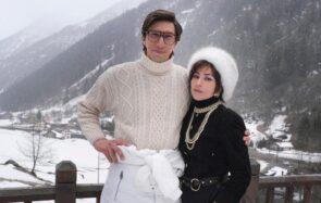 «Les Bronzés», but make it fashion:«House of Gucci» avec Adam Driver & Lady Gaga se dévoile