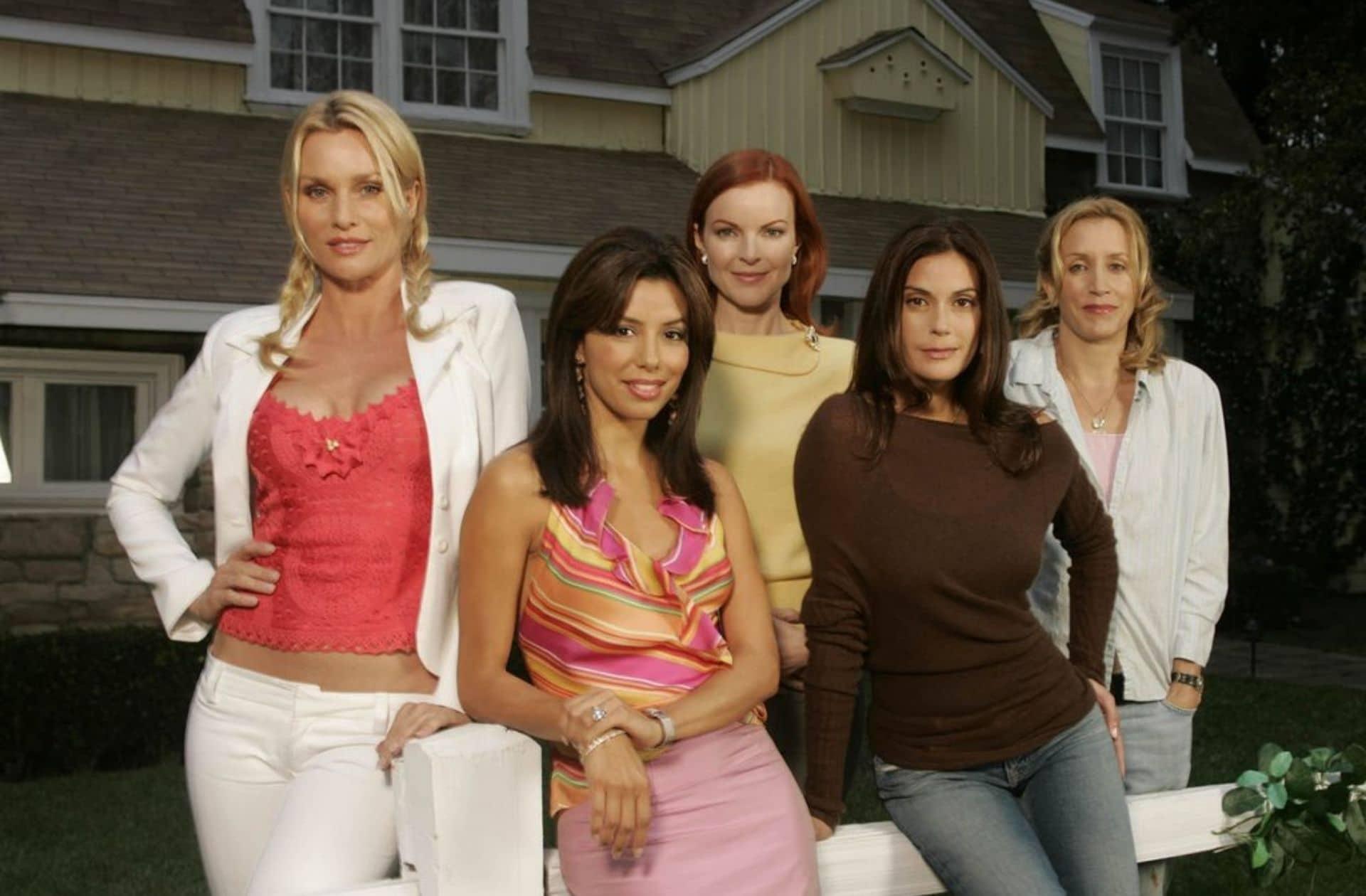 Alerte coup de vieux : que deviennent les actrices de la série « Desperate Housewives » ?