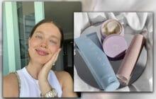 Covey skincare, la marque de cosmétiques de la mannequin Emily DiDonato vient de sortir et elle semble être prometteuse