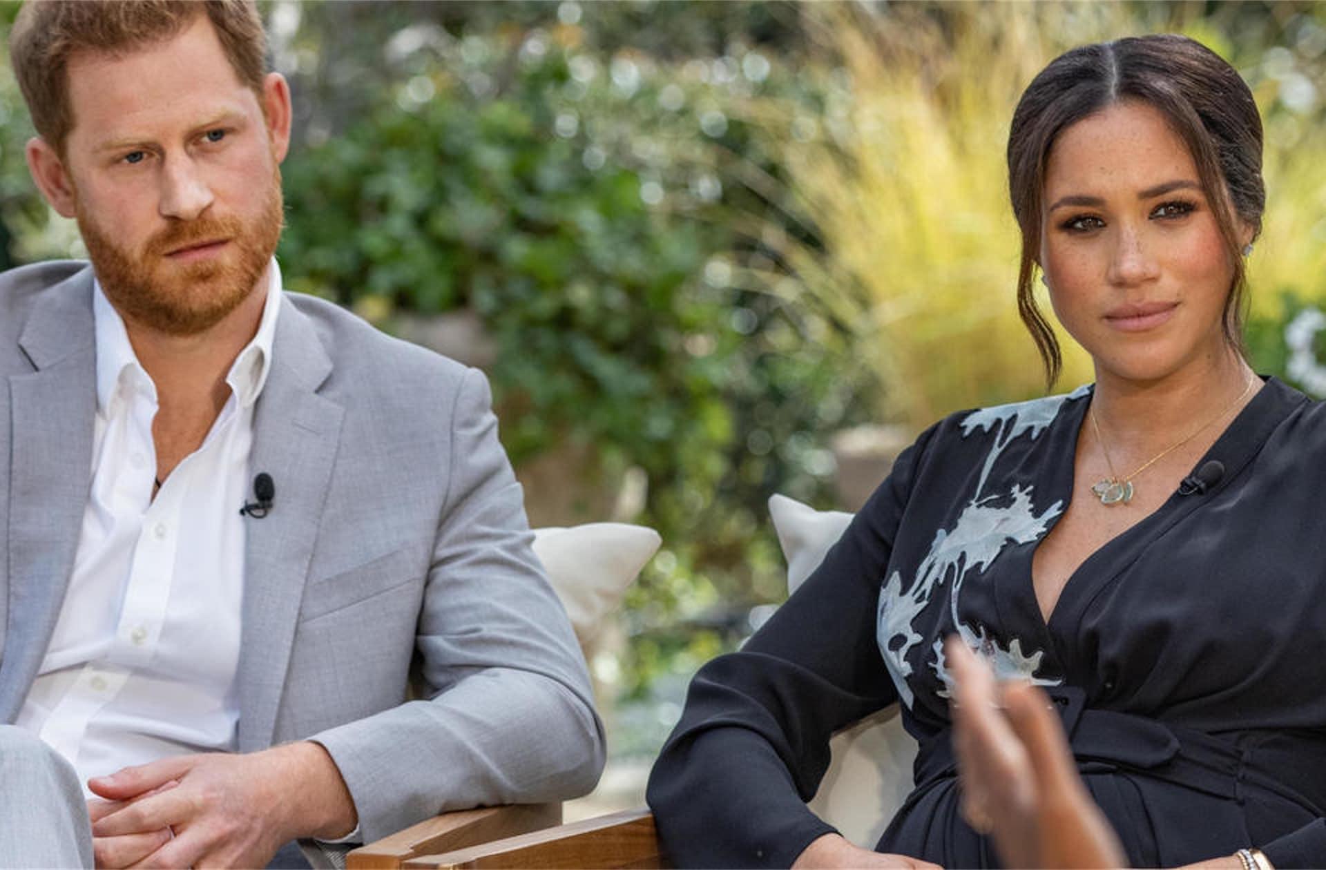 Pensées suicidaires, Buckingham raciste : les révélations choc de Harry et Meghan sur la couronne d'Angleterre