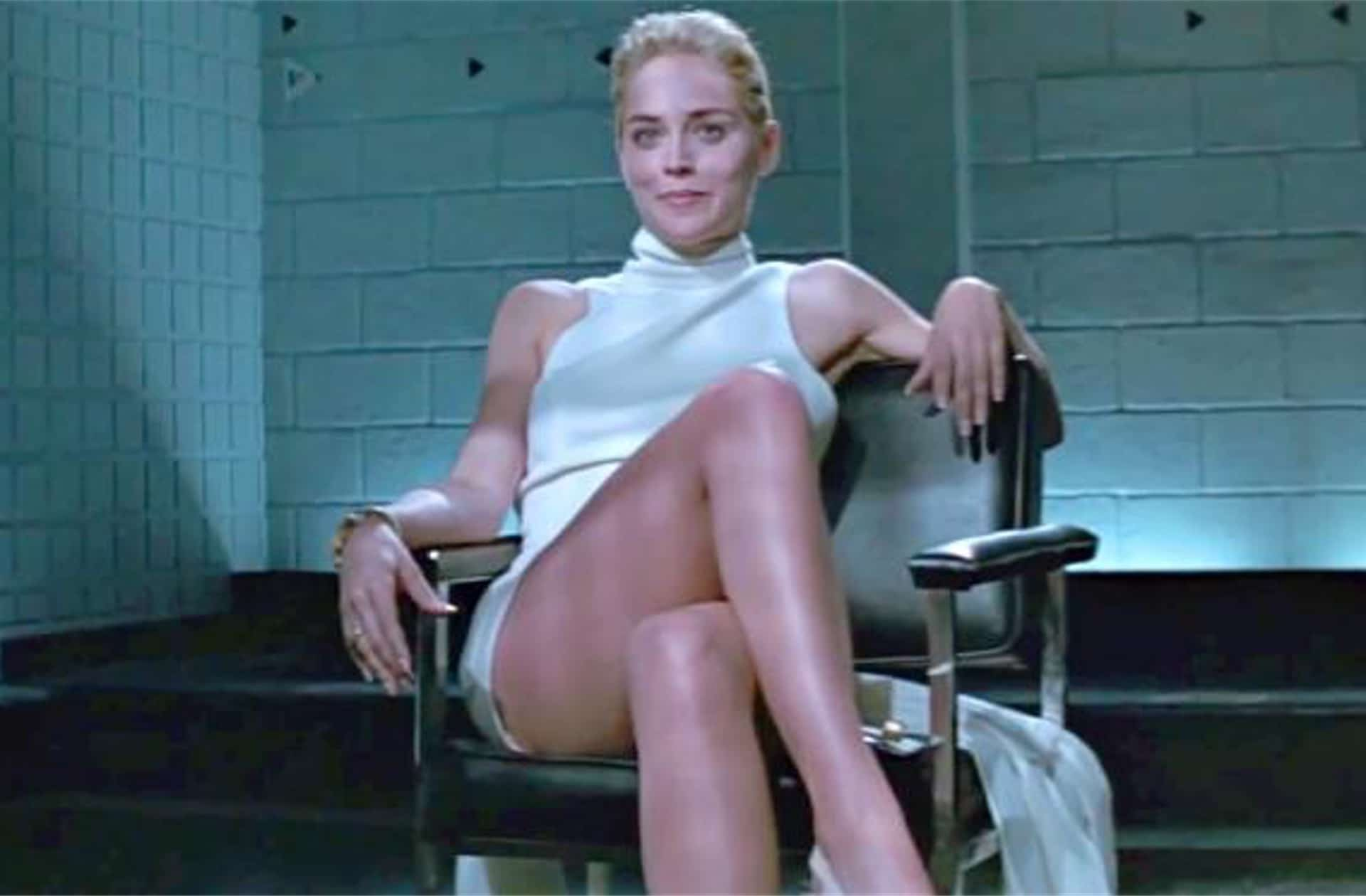 Écœurante révélation:Sharon Stone n'a pas consenti à montrer sa vulve dans «Basic Instinct»