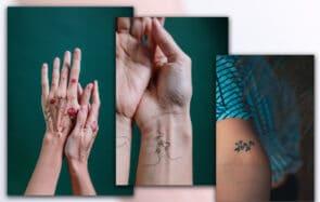 Les tatouages lumineux existent, et ce n'est pas que pour faire joli