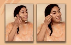 Tuto makeup facile:un teint glowy et unifié grâce aux conseils d'Aïda!