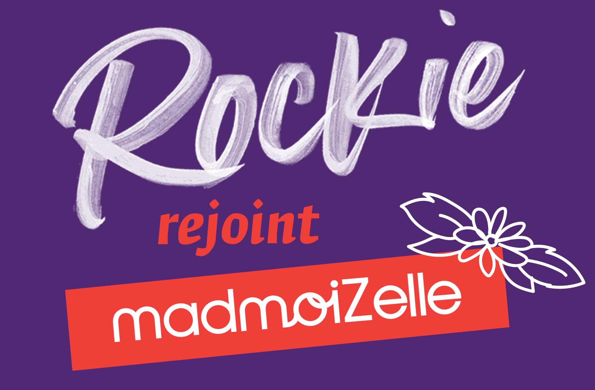 Une page se tourne pour Rockie qui rejoint Madmoizelle