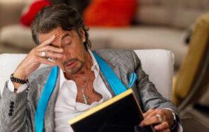 L'acteur Al Pacino dans le film