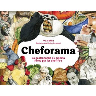 « Cheforama » d'Alessandra Montage, 23€