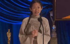 L'Oscar de la meilleure réalisatrice décerné à Chloé Zhao («Nomadland») est historique