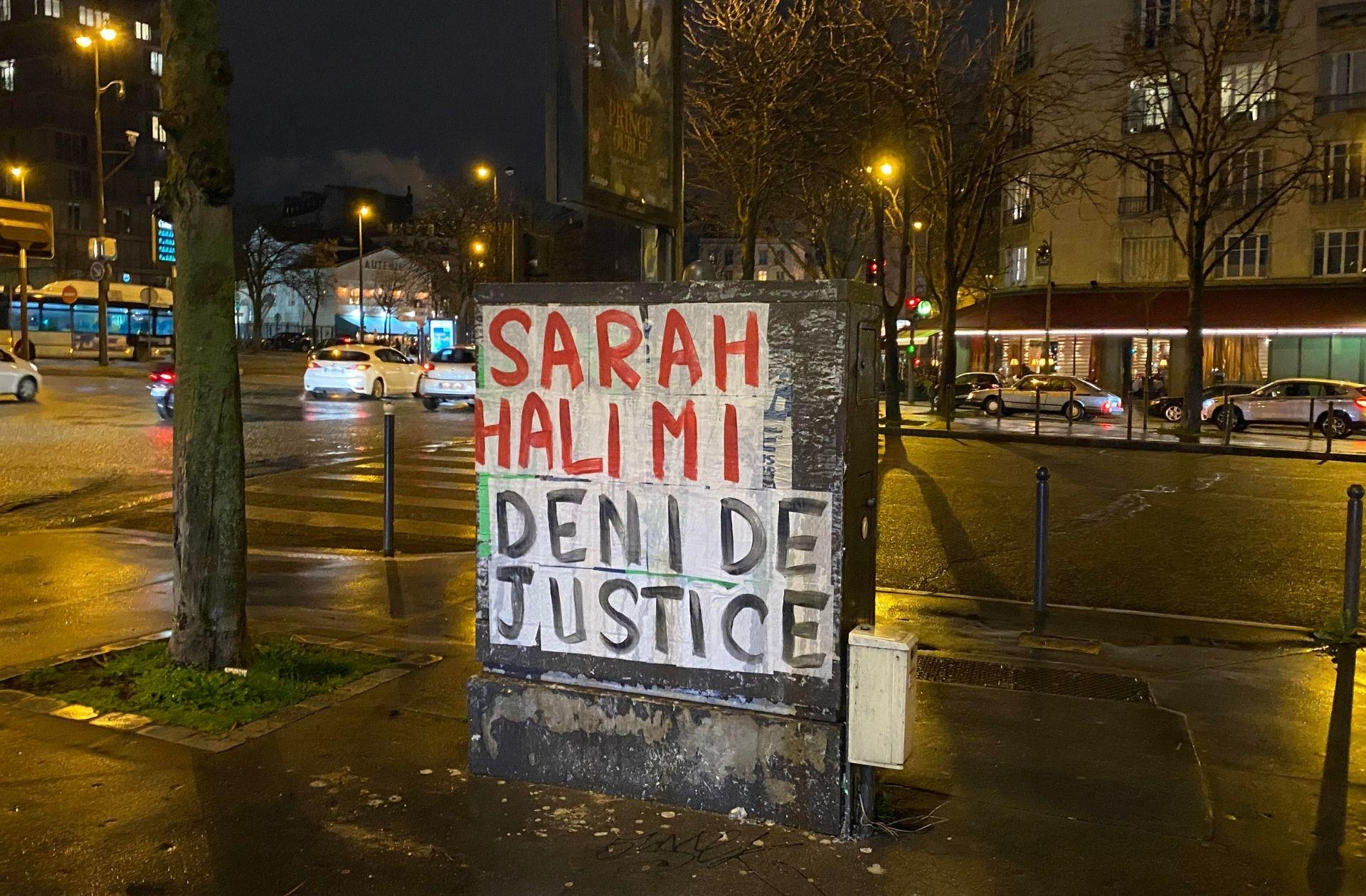 L'affaire Sarah Halimiest-elle un déni de justice?