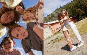 Les vêtements pour enfants non-genrés de la marque californienne PacSun