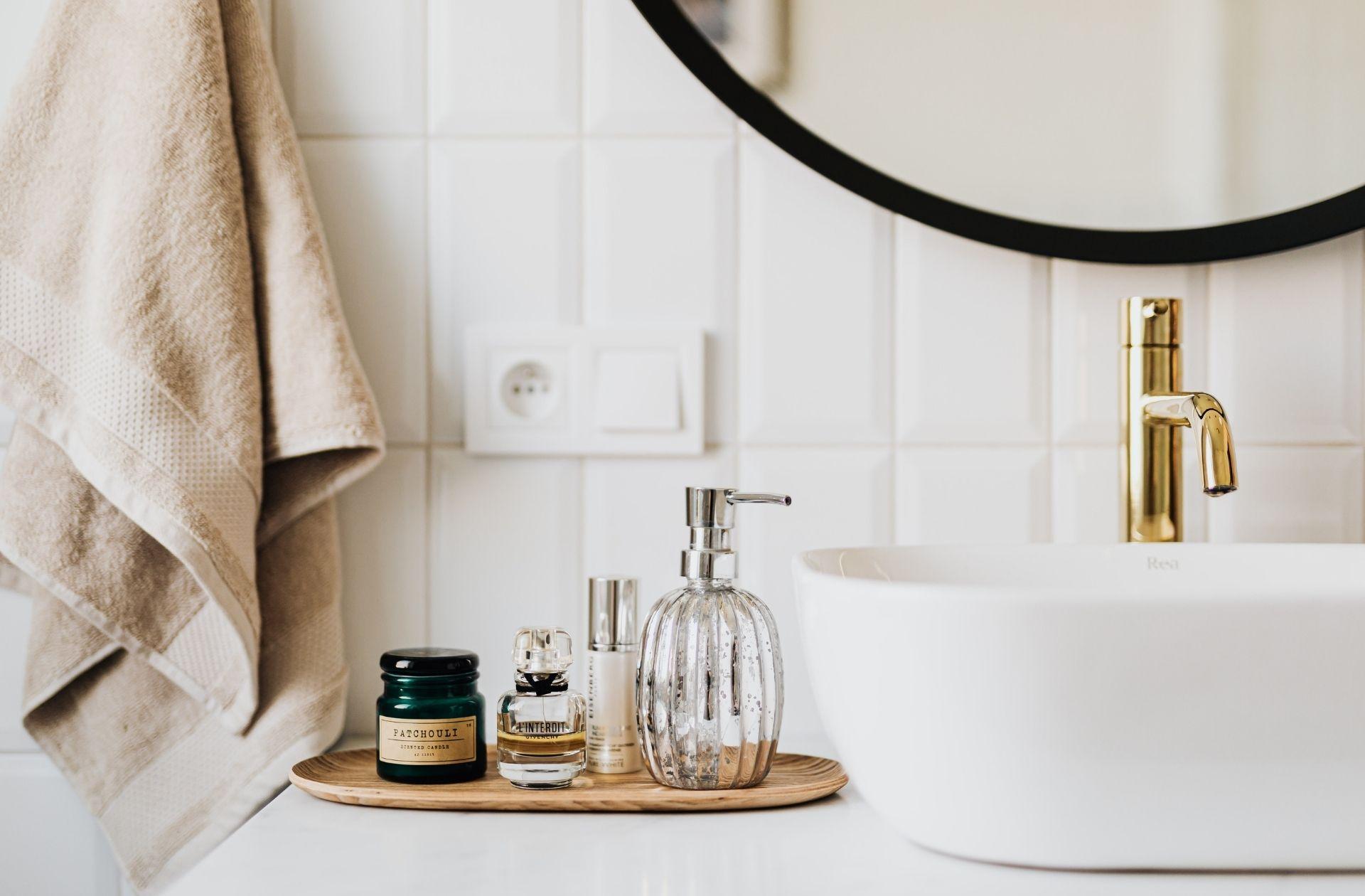 8 articles déco pour transformer votre salle de bain