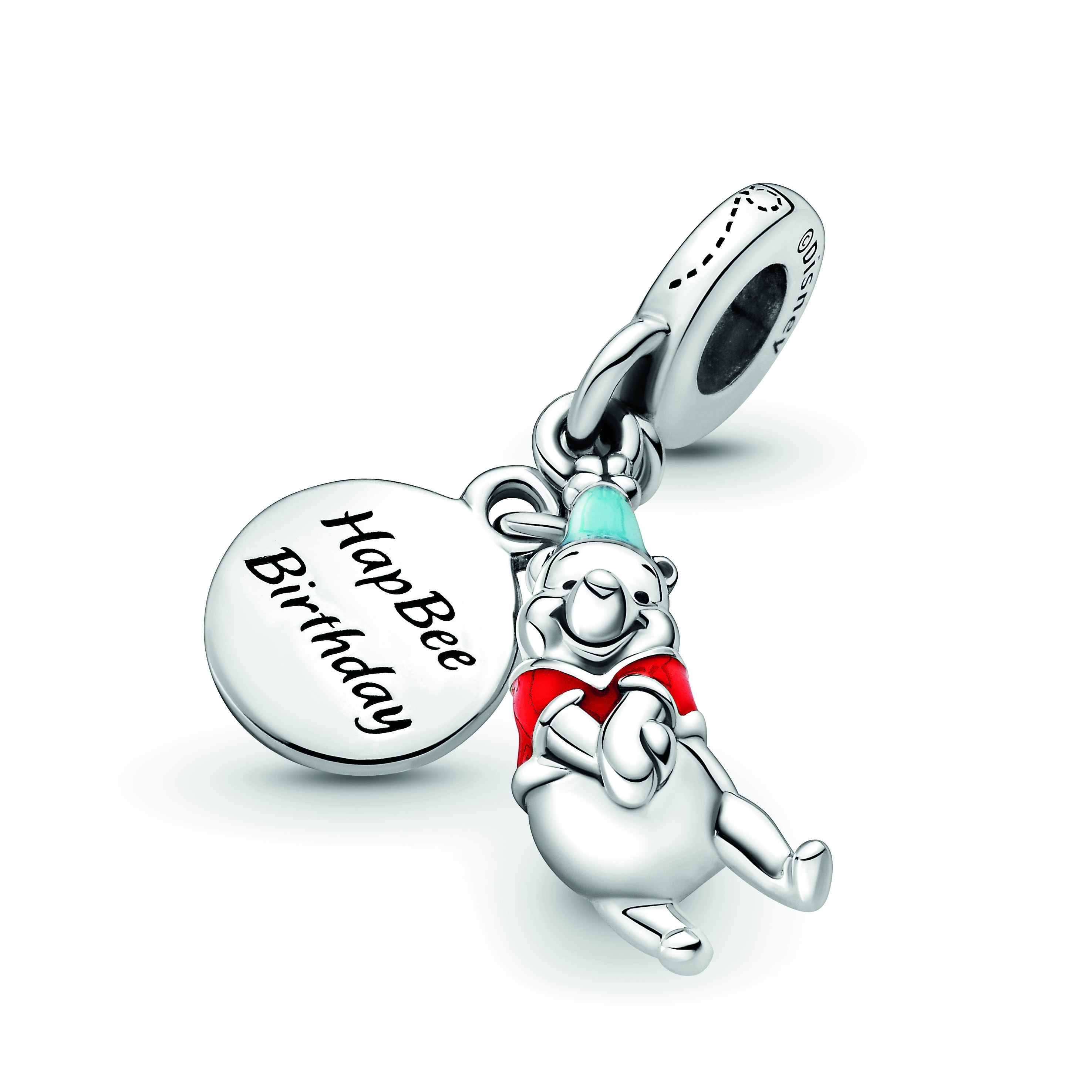 charms pandora de la collection Disney Favorite Winnie l'ourson