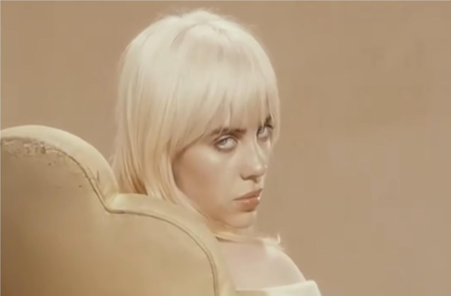 Alerte nouveau single:Billie Eilish tease «Happier Than Ever», rien que pour nous faire languir