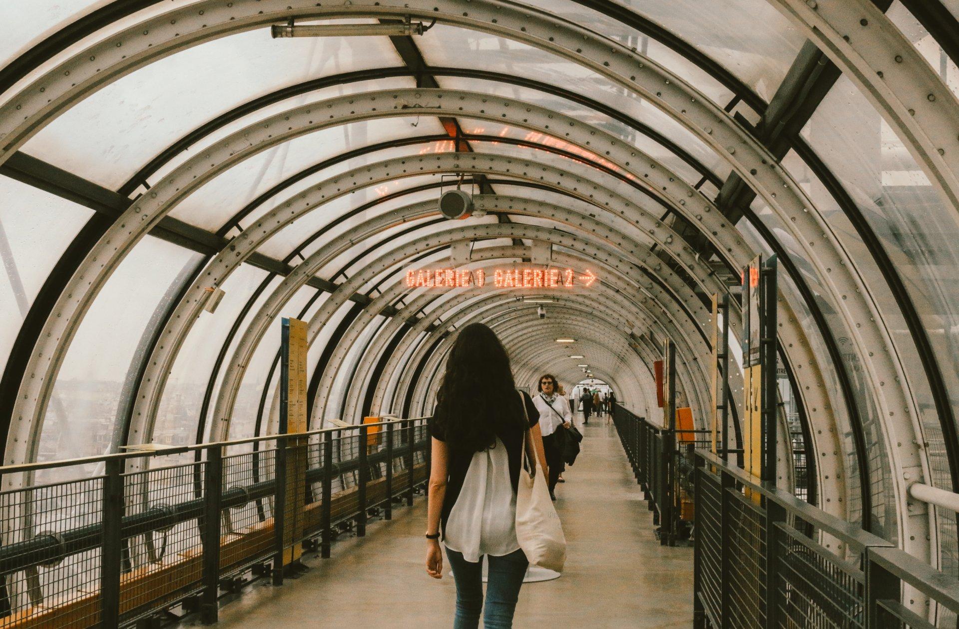 Les musées sont fermés, mais Mymy vous emmène au Centre Pompidou ce 17 avril