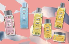 Shampoings, après-shampoings, gels douche… Les soins Love Beauty and Planet sont en promo !
