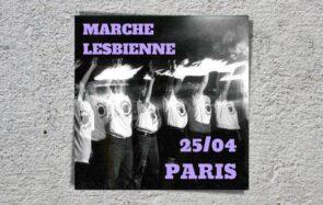 La première marche lesbienne en France, c'est dimanche et c'est historique
