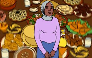 Le ramadan avec des troubles du comportement alimentaire:«J'étais obsédée par la nourriture»