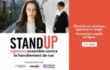 Participez gratuitement à la formation «réagir au harcèlement de rue», ce mercredi à 12h30